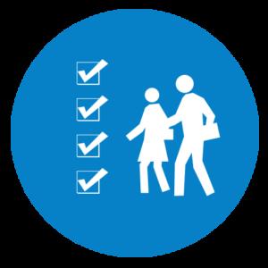 msg icono gestion elementos de apoyo